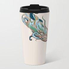 Octopus in me Metal Travel Mug