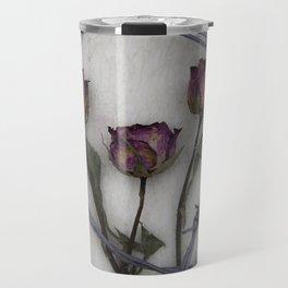 Three dried Roses II Travel Mug