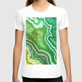 Green Onyx Marble T-shirt