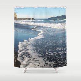 Seafoam Shower Curtain