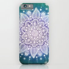 Peacock Mandala Slim Case iPhone 6s