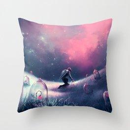 You belong to me Throw Pillow