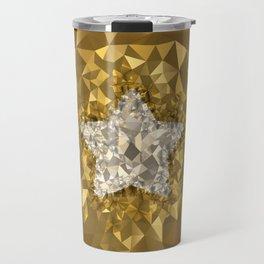 POLYNOID Star / Gold Edition Travel Mug