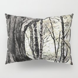 Trees have long thoughts, Pillow Sham