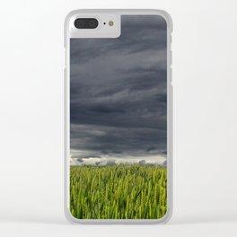 The Dark Sky Clear iPhone Case
