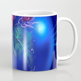 Abstract in perfection - Fertile Imagination Rose 2 Coffee Mug