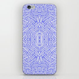 Radiate (Periwinkle) iPhone Skin
