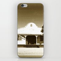 tarantino iPhone & iPod Skins featuring Kill Bill Church Quentin Tarantino by Chris Bergeron