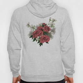 """Flower Arrangement Fall in Love Series """" The first glance"""" Hoody"""