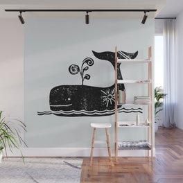 Sunny Sailing Wall Mural
