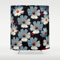 family Shower Curtains featuring Family by Armine Nersisian
