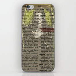 What We Do in the Shadows (Dictionary Page) 2 iPhone Skin