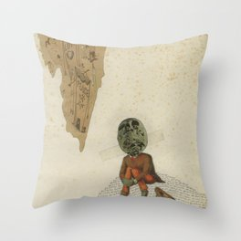 Devotion Delusion Throw Pillow