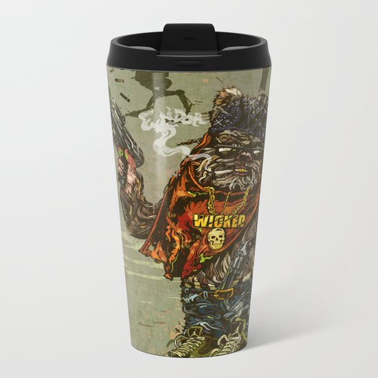 Gwok Metal Travel Mug