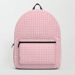 Pink Tiles Backpack