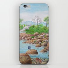 A Day of Forest(7). (the river ecosystem) iPhone & iPod Skin
