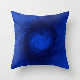 To the Roaring Wind Throw Pillow