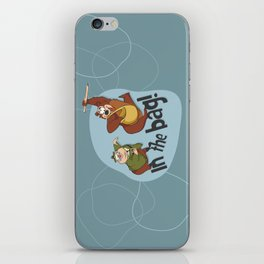 Humphrey and the Ranger iPhone Skin