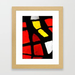 Light and Color Framed Art Print