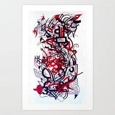 Love City Art Print