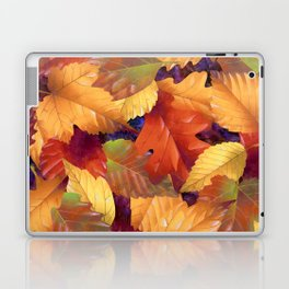 Fallen leaves I Laptop & iPad Skin