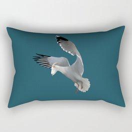 Birdy Goat Rectangular Pillow