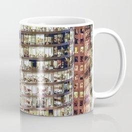 Voyeuristic 1711 Vancouver Cityscape Coffee Mug