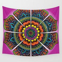 Bollypop Bubblegum Wall Tapestry