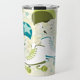 Roller Derby Rumble Travel Mug