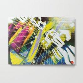 In Psyde 01 Metal Print
