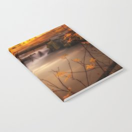 Hat Creek in Gold Notebook