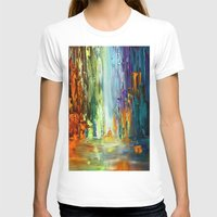 waterfall T-shirts featuring Waterfall by sophtunes