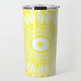 The Sun : Kaleidoscope Mandala Travel Mug