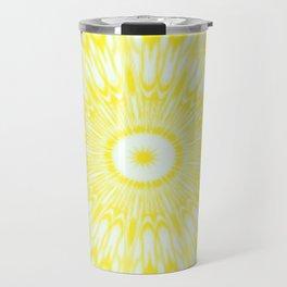 The Sun : Kaleidoscope Mandala Travel Mug