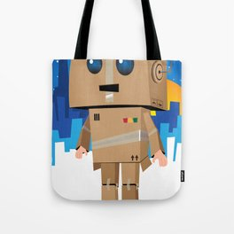 I'm gonna be a ROBOT! Tote Bag