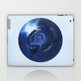 Through Time and Space Laptop & iPad Skin