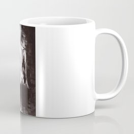 Woman nude Coffee Mug