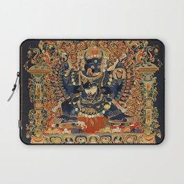 Tantric Buddhist Vajrabhairava Deity 2 Laptop Sleeve