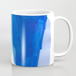 Ocean Torrent Whirlpool Teal Turquoise Blue Coffee Mug