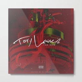 Ⓔⓢⓣⓔⓥ  é⃝ⓩ ⓁⓁⒸ Society6 - Tory Lanez - New Toronto - Hip-Hop - Rap - Society6 - 7Y6 Metal Print