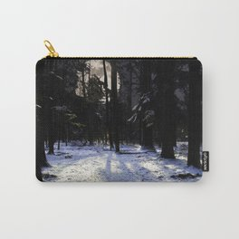 Moonlit Woodland Carry-All Pouch