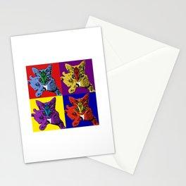 Loli 4sies: Smurf Tweety Prince & Elmo Stationery Cards