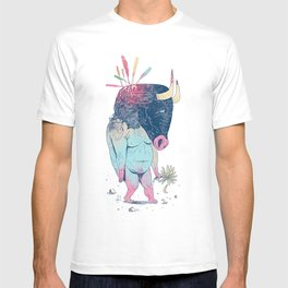 Mr.Minotaur T-shirt
