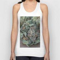 medical Tank Tops featuring Master Kush Medical Marijuana by BudProducts.us