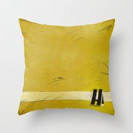 Hyperion Throw Pillow