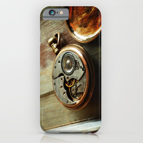 The Conductor's Timepiece - 2 iPhone & iPod Case