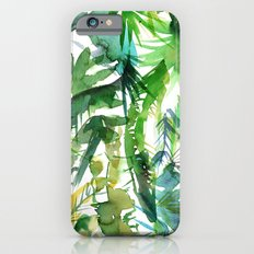 VIBE of the Jungle  {A-green} iPhone 6s Slim Case