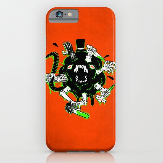 Monster Rumble! iPhone & iPod Case