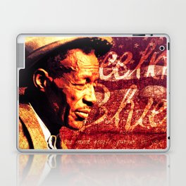 Feelin' Blues Laptop & iPad Skin