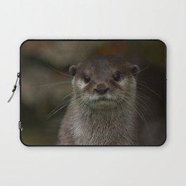 Curious Otter Laptop Sleeve